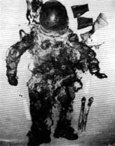When will autopsy photos of the Apollo 1 astronauts be ...