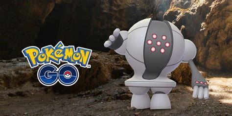 pokemon  registeel raid battle  counters