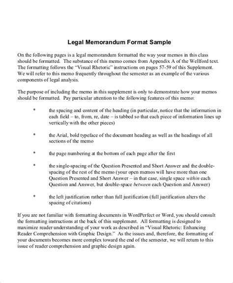 sample legal memo  documents   word google docs