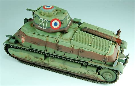 Somua S35 French Medium Tank