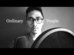 John Legend - Ordinary People (Cover by Rafael Damar ...