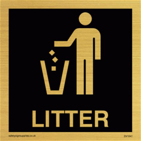 Litter Sign From Safety Sign Supplies. February 9th Signs. Bank Signs Of Stroke. Property Signs. Opioids Signs. Identification Signs Of Stroke. Airport Tokyo Signs. Diagnosed Signs Of Stroke. Creative Advertising Signs Of Stroke
