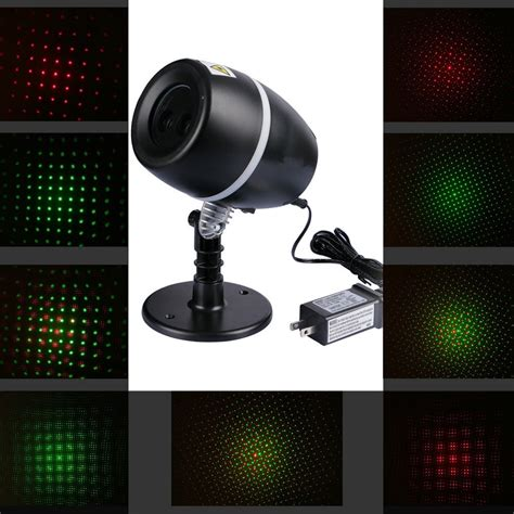 light motion outdoor laser light projector