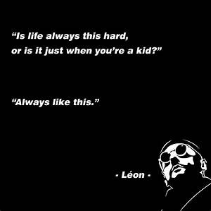 » Life Is Always Hard