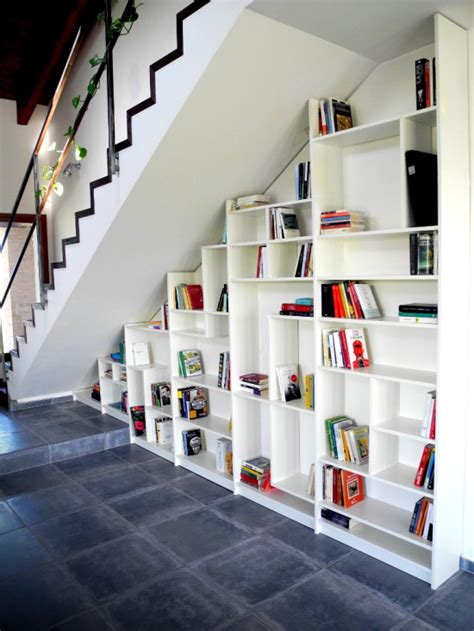 Stairs Shelf Ideas For Book Storage by 7 Best Ideas For Stairs Storage From Ikea
