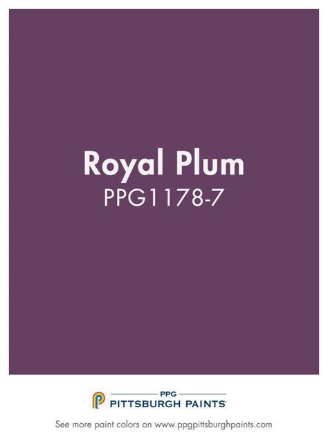 ppg purple paint colors 12 best purple paint colors images on color