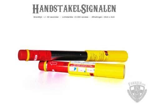 Noodsignaal Scheepvaart by Producten Fakkels