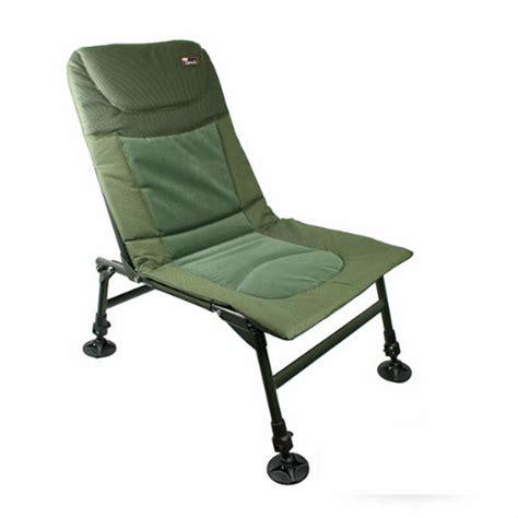 chaise peche chaise de pêche avec pieds réglables ngt nomadic
