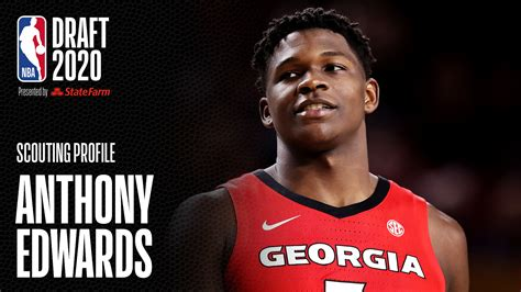 NBA Draft 2020: Anthony Edwards scouting report, strengths ...