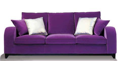 canapé violet mobilier déco meubles sur mesure hifigeny