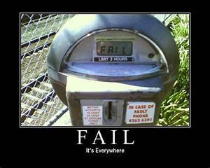 Epic Fail! | Teh Ninja's Blog