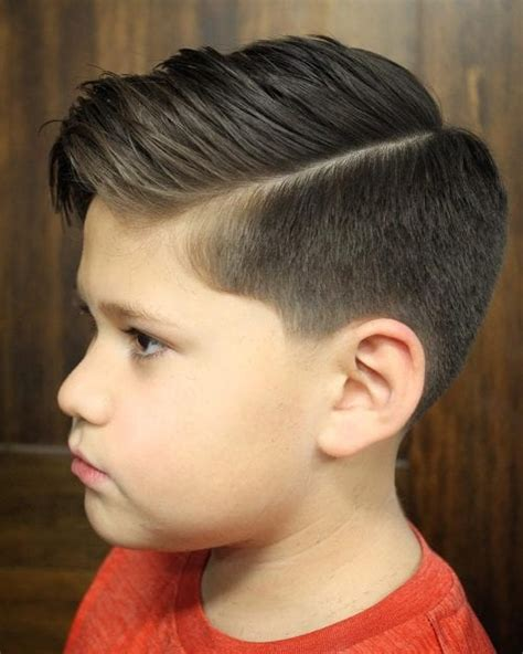 Kid Boy Hairstyles by 40 Cool Haircuts For