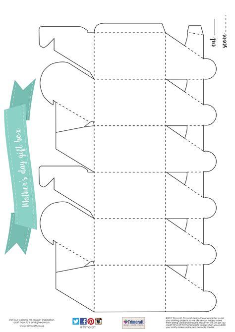 diy mothers day gift box tutorial   printable