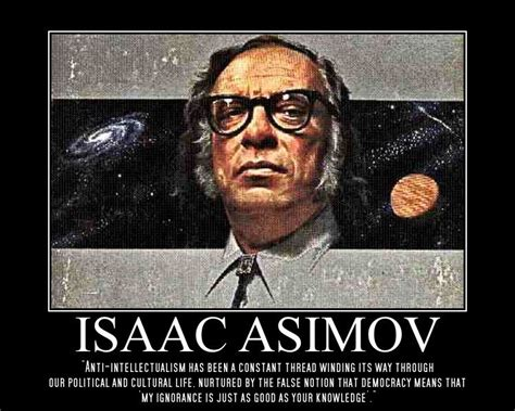 Isaac Asimov On Science Quotes Quotesgram