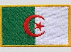 Graafix! Wallpapers Flag of Algeria Graphics