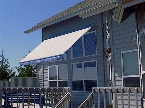 retractable residential awnings waagmeester awnings sun shades