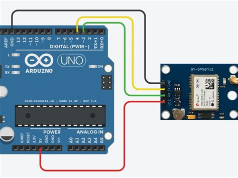 How Interface Gps Module Neo With Arduino