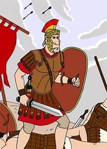 Caesar fighting at Mytilene by VoteDave on DeviantArt