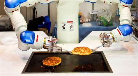 robo cuisine robots can now learn household tasks by