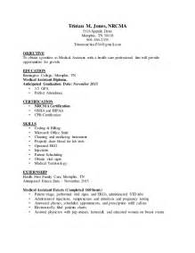 extern resume objective t jones ma assistant resume