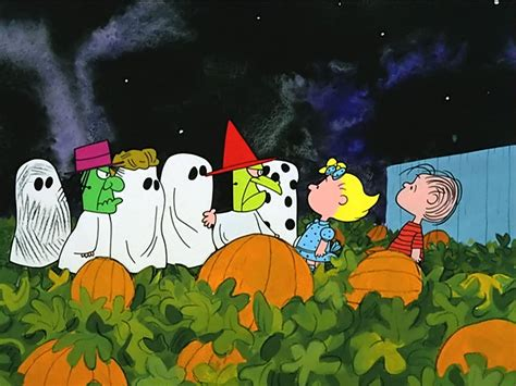 Peanuts Halloween Wallpapers  Wallpaper Cave