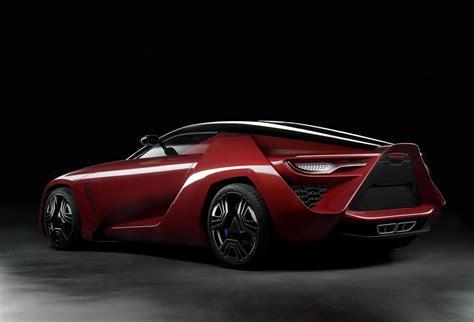 New Bertone Mantide Based On Chevrolet Corvette