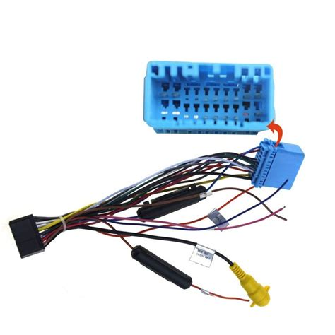 Universal Unit Wiring Harnes by Best Aftermarket Android Car Stereo Wiring Canbus