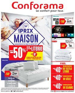 22904 Xorbia Promo Code by Conforama Catalogue R 233 Duction Et Code Promo Juillet 2019