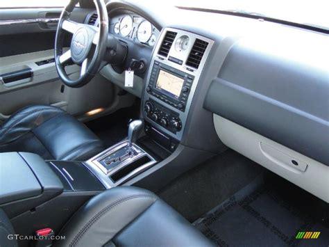 Chrysler 300 Dashboard Lights by 2006 Chrysler 300 C Srt8 Slate Gray Light Graystone