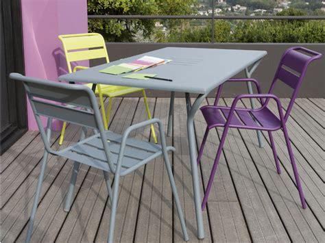 repeindre une chaise stunning chaise salon de jardin orange photos design