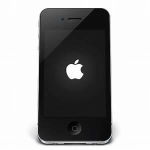 apple iphone noir. - ico,png,icns,Icônes gratuites télécharger
