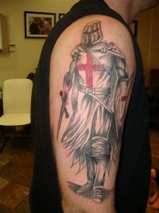 English Knight – Tattoo Picture at CheckoutMyInk.com