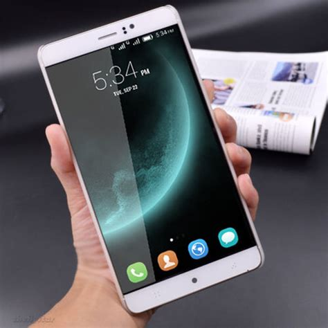 smartphone android 6 6 0 quot unlocked smartphone android 5 1 qhd ips gsm 3g cell phone gps at t ebay