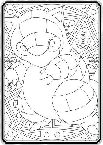 sandshrew coloring page  getcoloringscom  printable colorings pages  print  color