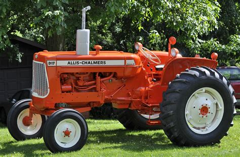 allis chalmers d17 search tractors made in west allis wi antique tractors tractor