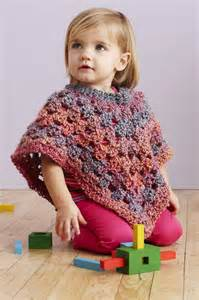 Free Crochet Poncho Patterns for Babies