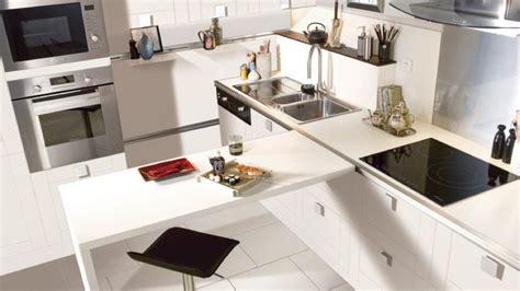 table coulissante cuisine 20 petites cuisines à prendre comme modèle