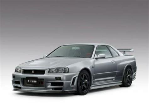 Nissan Nismo R34 Z-tune Laptimes, Specs, Performance Data
