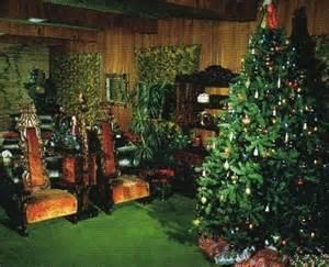 Elvis Presley Graceland at Christmas