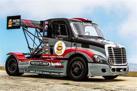 Freightliner Sequel To Size Matters