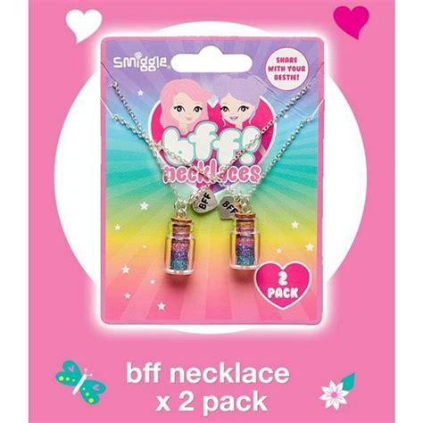 Kaos Bff jual smiggle bff necklaces 2 pack di lapak veryhappyshop