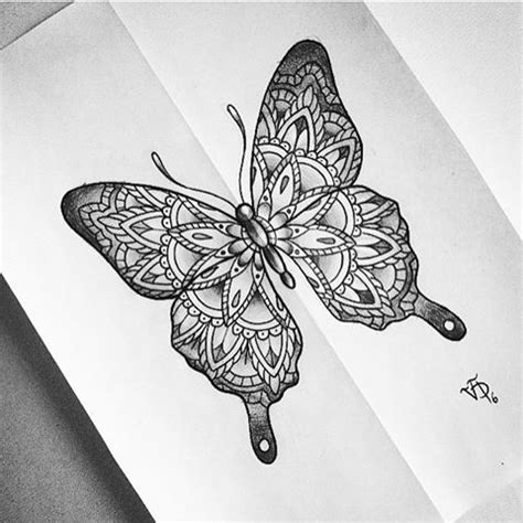 image result  mandala butterfly tattoo designs tattoo