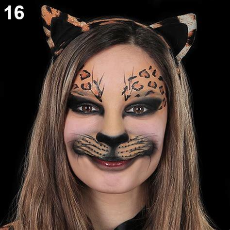 schminken katze einfach faschings schminktipp so gelingt ein wildes katzen make up maskworld