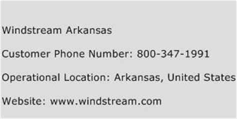 windstream phone number windstream arkansas customer service phone number toll