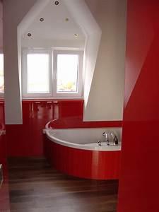 Badezimmer Farbe Statt Fliesen : gestaltung farbe wohnen ideen ~ Michelbontemps.com Haus und Dekorationen