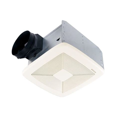 energy star exhaust fan broan qtx series very quiet 80 cfm ceiling exhaust bath