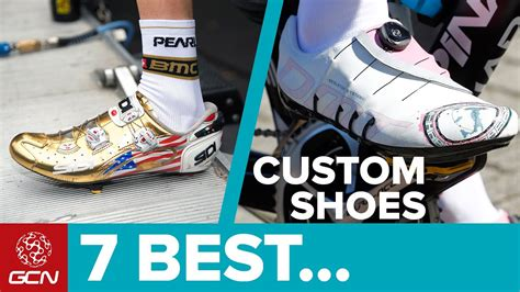 7 Awesome Custom Cycling Shoes