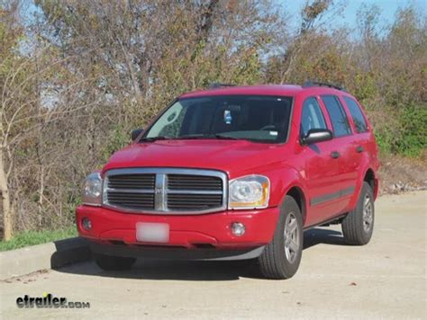 Trailer Hitch By Curt For 2006 Durango