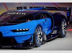 Bugatti Vision Gran Turismo Is Far from the Chiron We