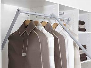 Tringle Penderie Escamotable : accessoires dressing lesquels choisir blog ~ Premium-room.com Idées de Décoration